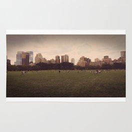 Central Park Stroll Rug