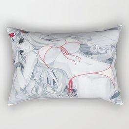 Sexy Water Rectangular Pillow