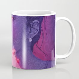 Floral Girl 2 (Dasha Taran) Coffee Mug