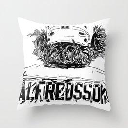 Alfredsson 2 Throw Pillow