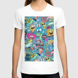 Nickpattern T-shirt