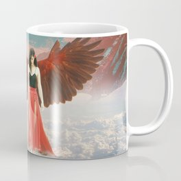 Lady of the Clouds Coffee Mug