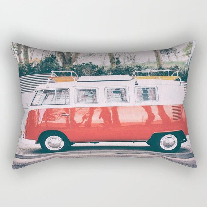 Combi car 4 Rectangular Pillow