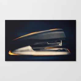 Klammeraffe Canvas Print