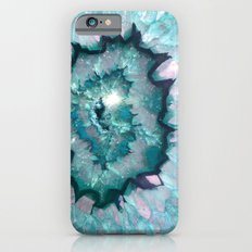 Teal Agate Slim Case iPhone 6s