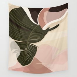 Nomade I. Illustration Wall Tapestry