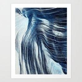 wood you Art Print