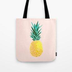 Finapple Tote Bag