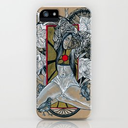 Eulalia iPhone Case