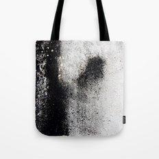 Negro sobre Blanco Tote Bag