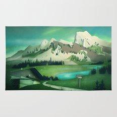 Alpine Enchantment Rug