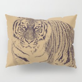 Tiger Art Pillow Sham