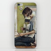 record iPhone & iPod Skins featuring Record Selection by Heather Buchanan