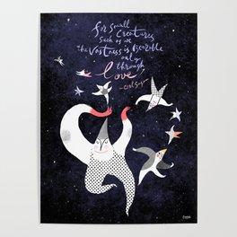 Star stuff Poster