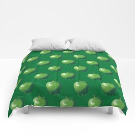 Green Apple_B Comforters