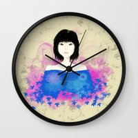 asian Wall Clocks featuring ASIAN by RArkhitek