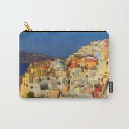 Summer in the Med Carry-All Pouch