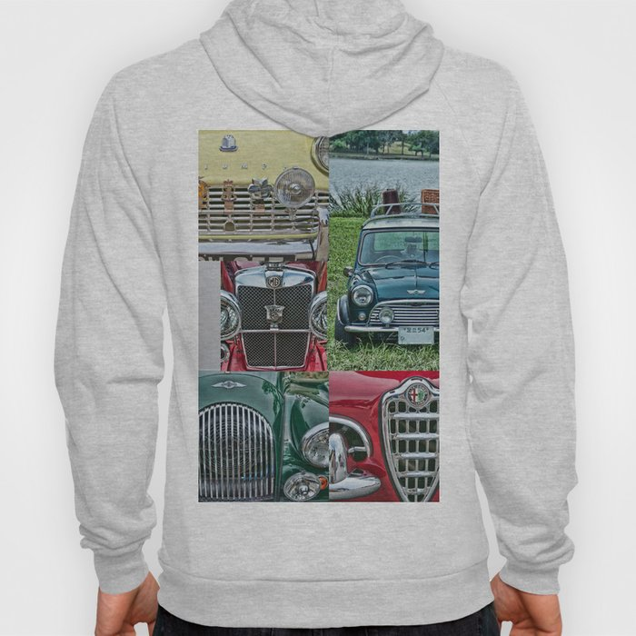 European Autos Hoody