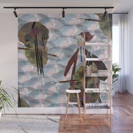 Cellist Wall Mural