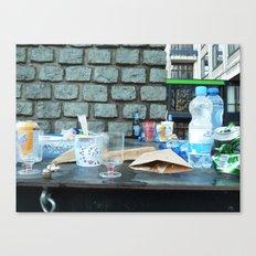 Urban Jungle 33 Canvas Print