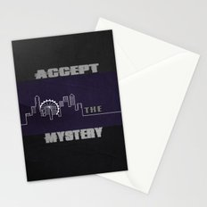 Accept the Mystery Stationery Cards