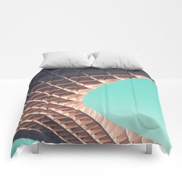 Waffle or not? Comforters