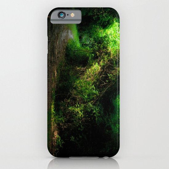 A Lost Alley Way iPhone & iPod Case