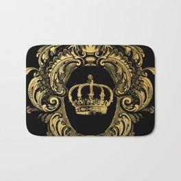 Gold Crown Bath Mat