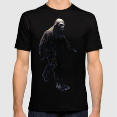 Bigfoot X-LARGE Black Mens Fitted Tee