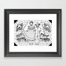 joropo Framed Art Print