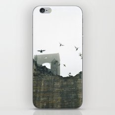 Gone with the wind... iPhone & iPod Skin