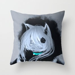 A World Never Wanted Throw Pillow