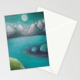 Misterios Full moom Stationery Cards