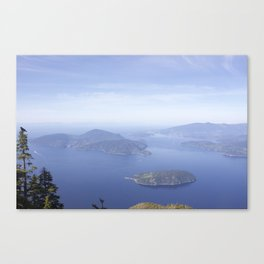St. Mark's Summit Mount Cypress 1 Canvas Print