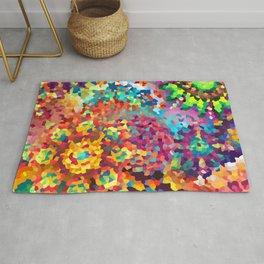 Party of Colors Rug