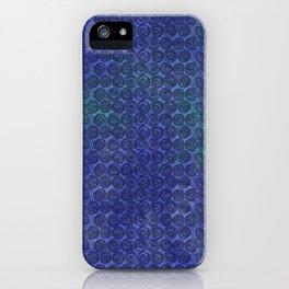 Ocean Circles iPhone Case