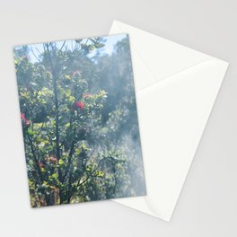 ʻŌhiʻa lehua steam Stationery Cards