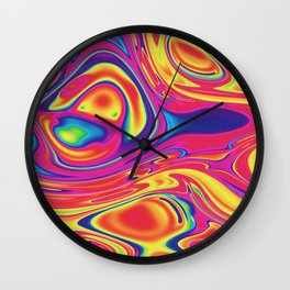 After the Disco Wall Clock