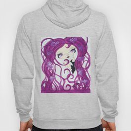 Twisted Lil Nymph -pink Hoody