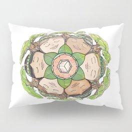 Earth Dreaming Pillow Sham