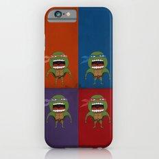 Screaming Turtles iPhone 6s Slim Case