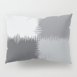 QUARTERS #1 (Grays) Pillow Sham