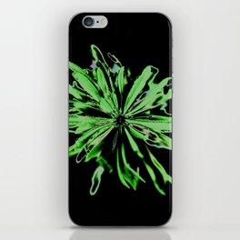 Viridi Castilleja iPhone Skin