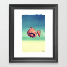 I confused things with their names, pt2 Framed Art Print