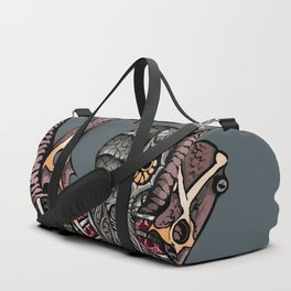 Steampunk Monster Duffle Bag