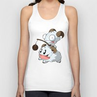 invader zim Tank Tops featuring Invader Poro by HelloTwinsies
