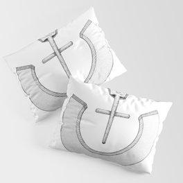 "Nazarene ""ن"" Pillow Sham"