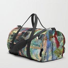 Colorful Bohemian Abstract 2 Duffle Bag