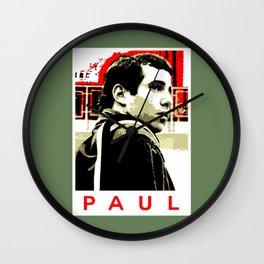 Paul Simon Wall Clock