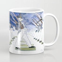 In Formation Coffee Mug